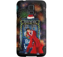 Happy New year from 10th Doctor Samsung Galaxy Case/Skin