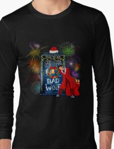 Happy New year from 10th Doctor T-Shirt