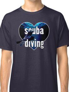 LOVE Scuba Diving!! Classic T-Shirt