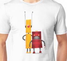 Robot2 Unisex T-Shirt