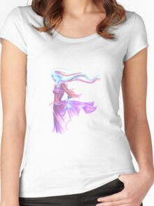 In Witch Attire Women's Fitted Scoop T-Shirt