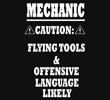 Mechanic Funny T-Shirt