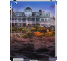 Cape Neddick Maine Scenic Vista iPad Case/Skin