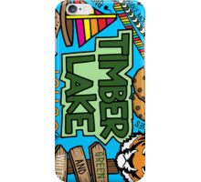 Timber Lake  iPhone Case/Skin