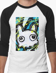 Little White Monster Men's Baseball ¾ T-Shirt