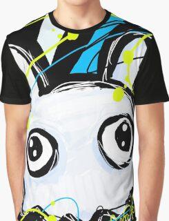 Little White Monster Graphic T-Shirt