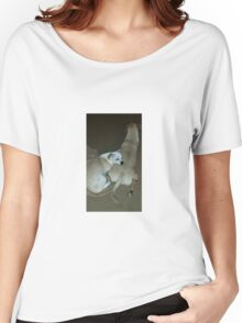 Sleeping Puppies Women's Relaxed Fit T-Shirt