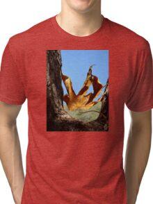 One Leaf Tri-blend T-Shirt