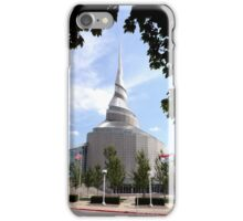 Temple of the Community of Christ, Independence, Missouri iPhone Case/Skin