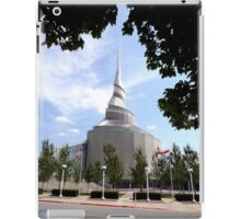 Temple of the Community of Christ, Independence, Missouri iPad Case/Skin