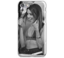 Aubrey Plaza - BW - 1 iPhone Case/Skin