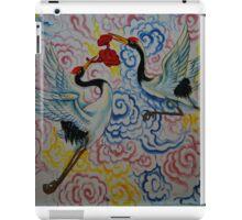 Storks iPad Case/Skin