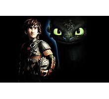 How to Train Your Dragon 1 Photographic Print