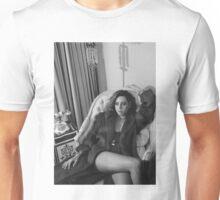 Aubrey - BW - 3 Unisex T-Shirt