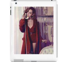 Aubrey Plaza - Color - 3 iPad Case/Skin