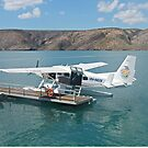 Cessna on Talbot Bay by Graeme  Hyde