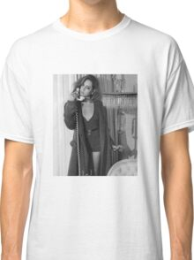 Aubrey Plaza - Color - 4 Classic T-Shirt