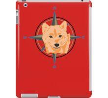 Dog Compass iPad Case/Skin