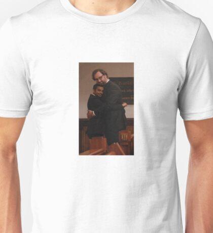 Master of None bonding moment Unisex T-Shirt