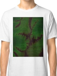 Marbled Spineless Acacia Leaves  Classic T-Shirt