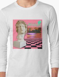 Floral Shoppe Macintosh Plus Long Sleeve T-Shirt