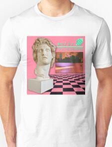 Floral Shoppe Macintosh Plus Unisex T-Shirt