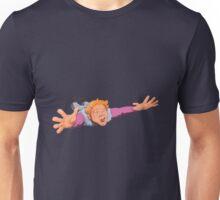 Roger Wilco through time rip (SQ4) Unisex T-Shirt