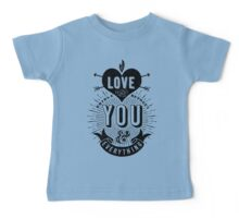 Love Is The Bridge Baby Tee