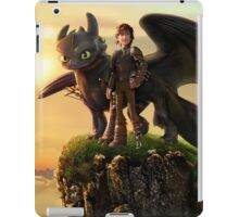 How to Train Your Dragon 5 iPad Case/Skin
