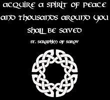 Peaceful Spirit by EATSHARKS