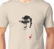 Duke Togo, Golgo 13 (white) Unisex T-Shirt