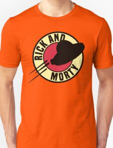Rick and Morty Express Unisex T-Shirt