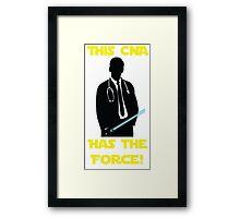 Star Wars CNA Framed Print