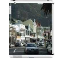 Simon's Town, South Africa iPad Case/Skin