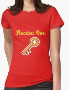 Another One Womens Fitted T-Shirt