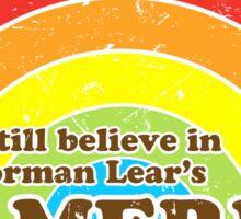 I Still Believe in Norman Lear's America Sticker