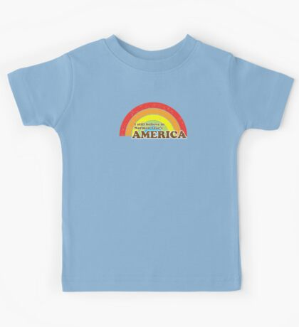 I Still Believe in Norman Lear's America Kids Tee