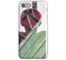 Two Face iPhone Case/Skin