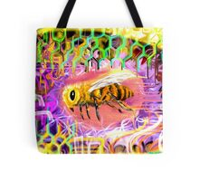 Vee Bee Tote Bag