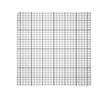 Grid - Black and White Simple Lines Duvet Cover Bedspread Scarf