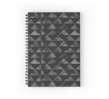 Midnight Haze Spiral Notebook