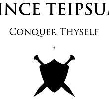 Vince Teipsum Conquer Thyself by EATSHARKS