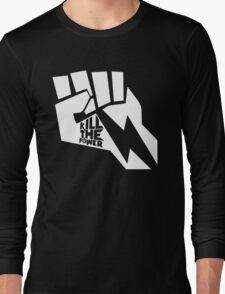 kill the power - Skindred  Long Sleeve T-Shirt