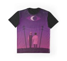 Welcome to Night Vale Sky Graphic T-Shirt