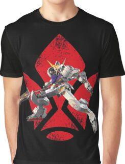 Gundam Barbatos - Iron Blooded Orphans Graphic T-Shirt