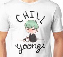 Chill Min Yoongi Unisex T-Shirt