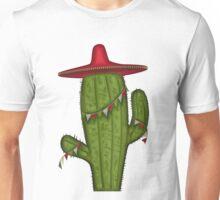 Cactus Mexicana Unisex T-Shirt