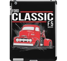 FORD CLASSIC F5 WRECKER iPad Case/Skin