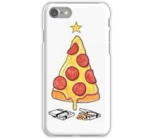 Pizza tree iPhone Case/Skin