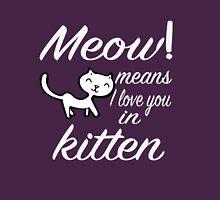 meow-kitten T-Shirt